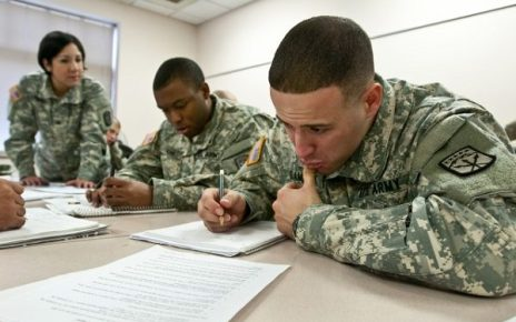 trying to improve asvab st score can improve job opportunities