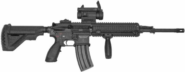 HK416 delta force