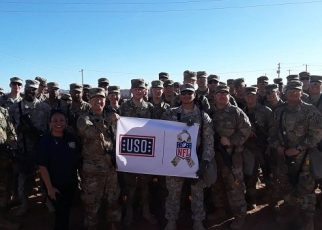Military Volunteer Opportunities to support our troops