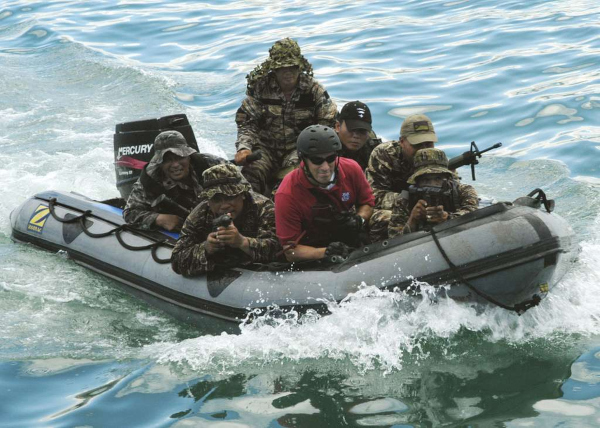 coast guard special forces