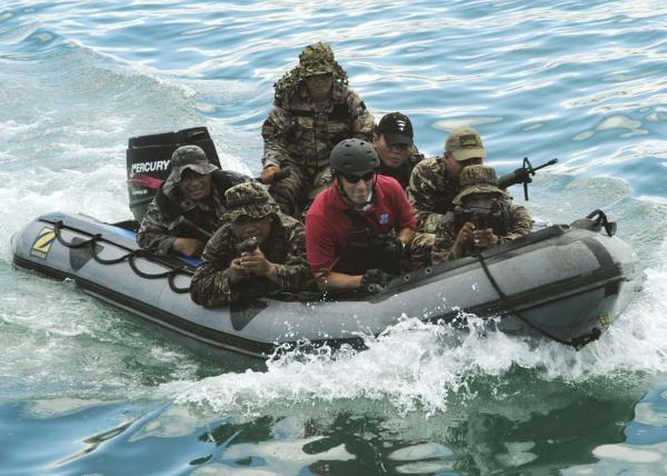 coast guard special forces