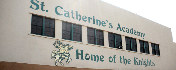St. Catherines Academy is one of the military schools in California