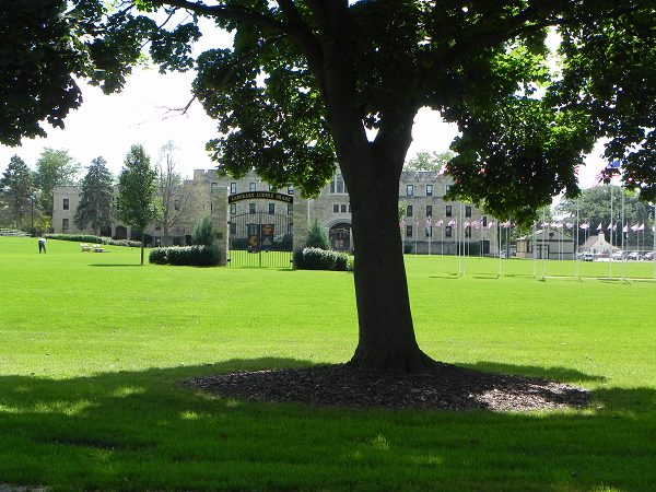 One of the best military schools in Wisconsin is St. Johns Northwestern Academies