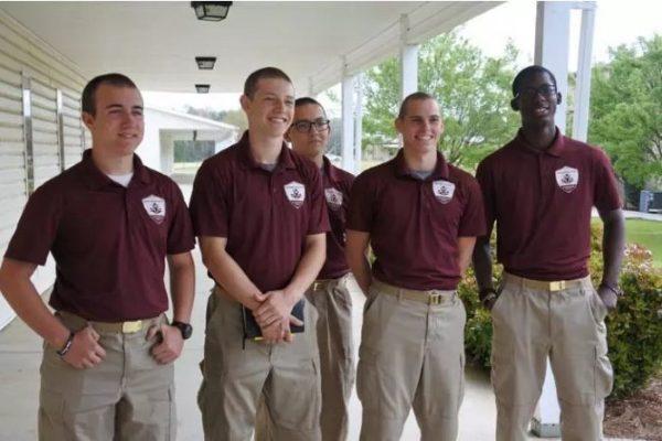 gateway academy for boys military school in florida