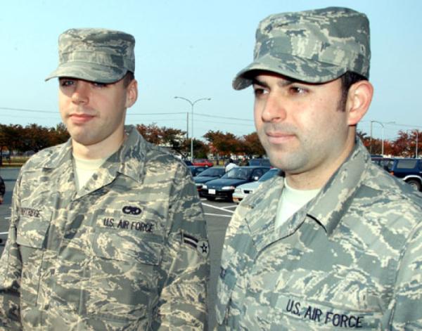 air force dress code