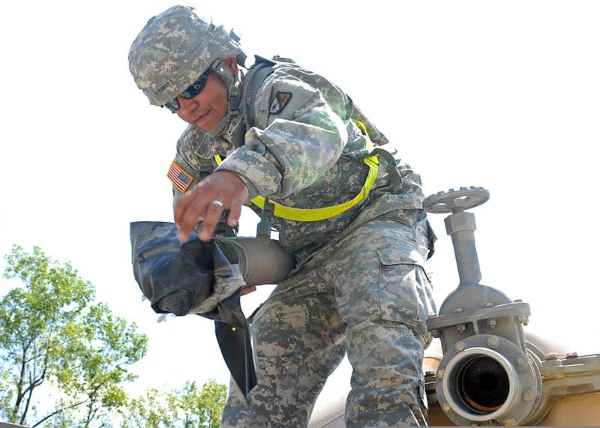 hard army jobs