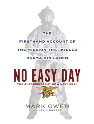 no easy day mark owen
