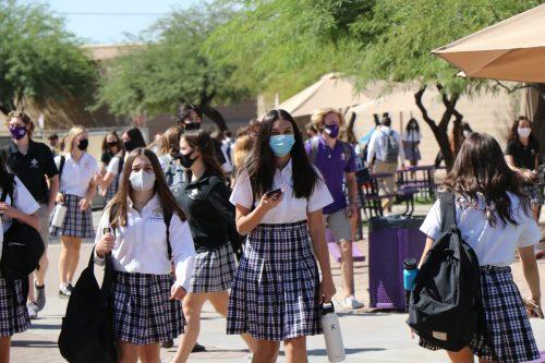 notre dame prep school in arizona