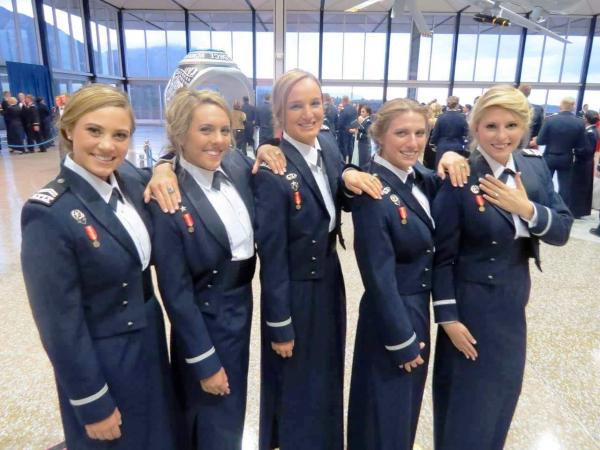 usaf uniform regulations