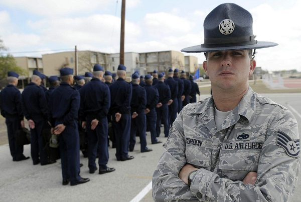 Before you meet your Basic Training Instructor, you must meet the Air Force Requirements for enlistment