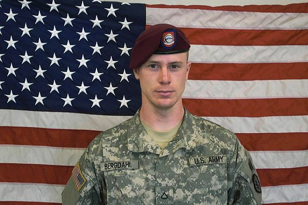 Soldier deserts unit during war and becomes a prisoner of war