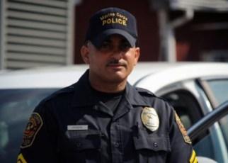 marine corps police