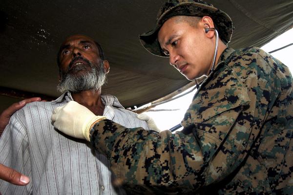 marine doctors