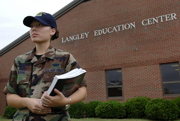 Military Education Centers help service member with educational goals