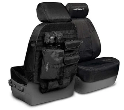 coverking tactical cordura ballistic seat covers