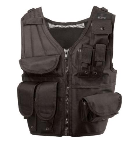 crossman elite tactical harness airsoft vest