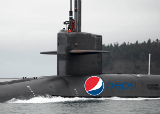 did pepsi really have a navy