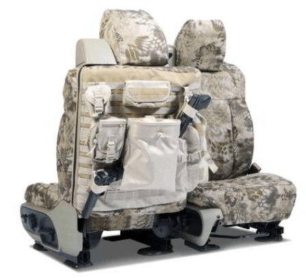 kryptek tactical seat cover