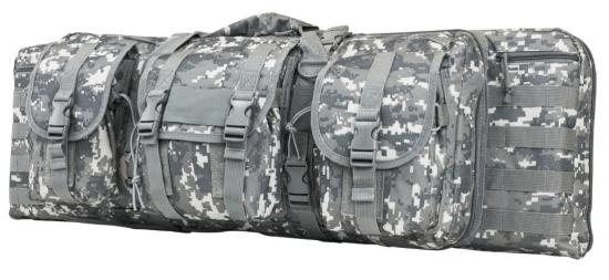 vism double carbine tactical gun case