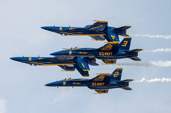 Blue Angels Schedule for 2021