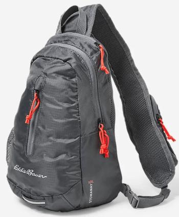 eddie bauer stowaway packable sling
