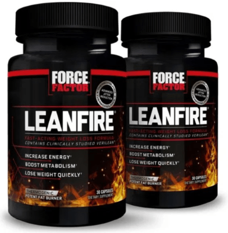 force factor leanfire