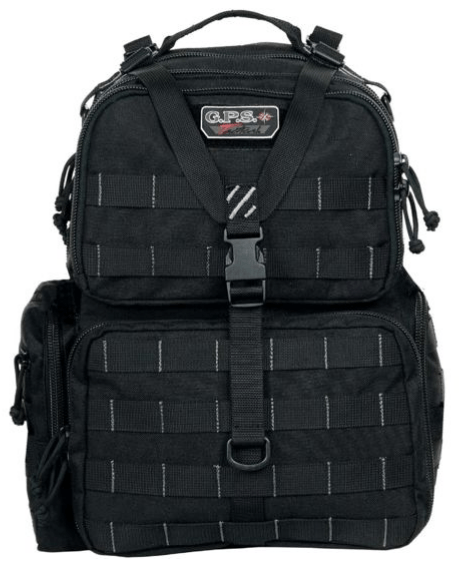 gps wild about hunting tactical range bag