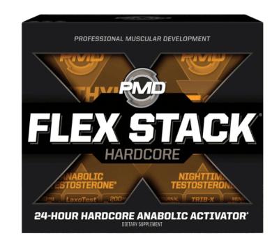 pmd flex stack hardcore