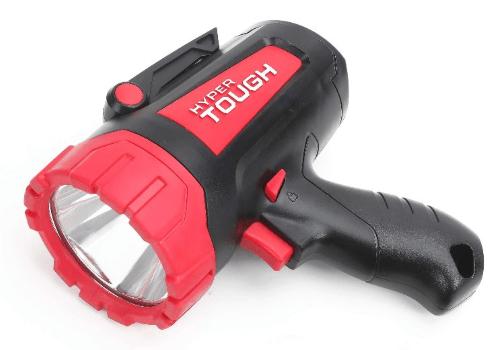 Hyper Tough 300-Lumen LED Battery Spotlight