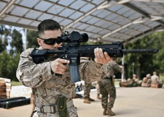 usmc weapon conditions