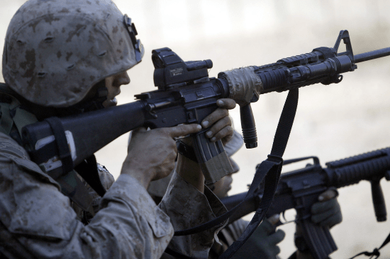 usmc weapons safety rules