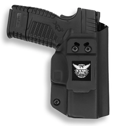 best appendix carry holsters for Springfield's