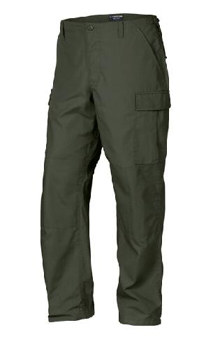 LA Police Gear Mens Ripstop BDU Pants