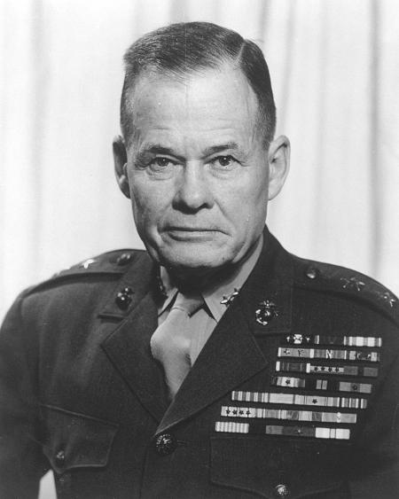 Lieutenant General Lewis aka Chesty Puller