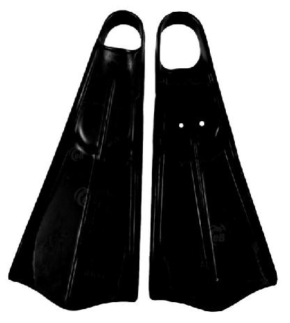 Voit UDT Free Diving Snorkeling & Navy Seal Swimfins Black-XXL