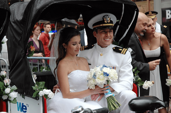 military wedding traditions for army navy air force marines