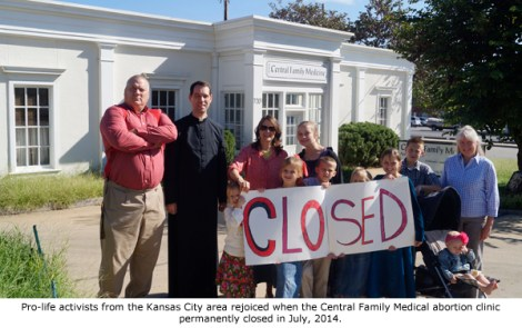 Central in KS CLosed