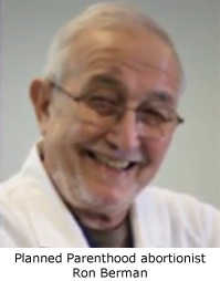 Abortionist Ron Berman