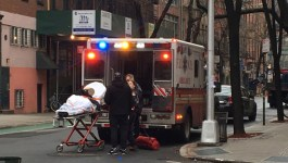 Suffering Abortion Patient Transported by Ambulance from Planned Parenthood's NYC Margaret Sanger Center