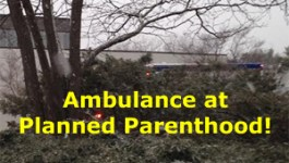 No Luck of the Irish for Planned Parenthood Patient Hospitalized on St. Patrick's Day