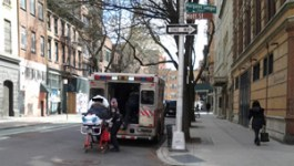 Confusion: Two Ambulances Called for One Injured Woman at Margaret Sanger Planned Parenthood