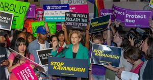 Abortion Wars Rage During Kavanaugh Hearings