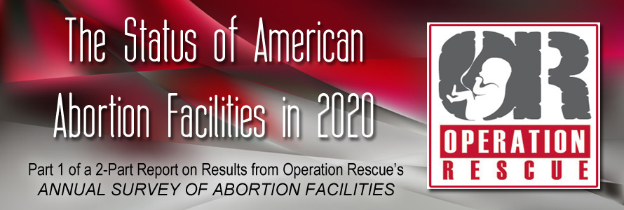 The Status of American Abortion Facilities in 2020: The First Abortion-Free State