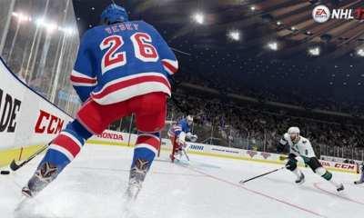 NHL 18 Presentation