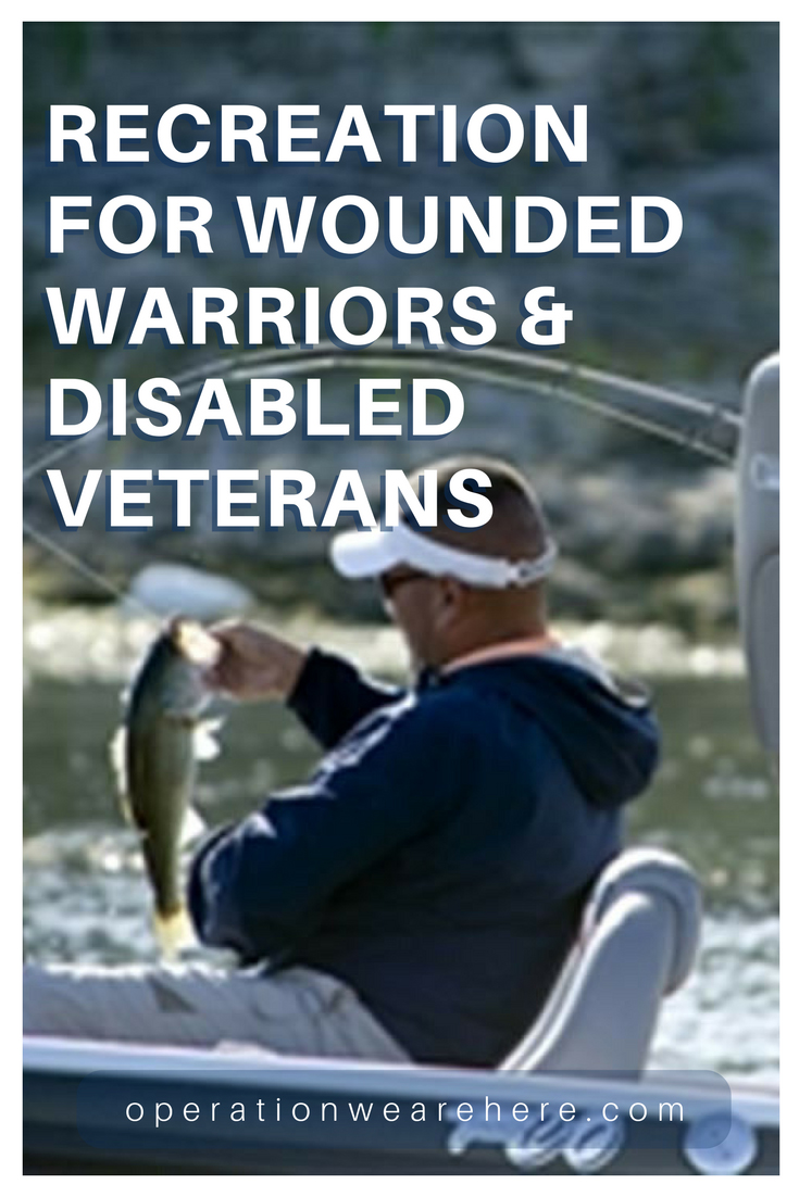 Wounded Warrior Family Recreation  Vacation