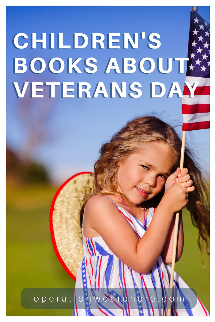 hight resolution of Veterans Day Children's Books 2020