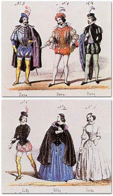 Rigoletto Costumes