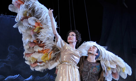 Angels in America at Fort Worth Opera. Photo: Ellen Appel.