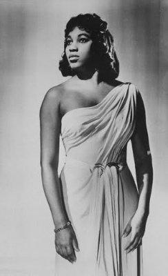 Soprano Leontyne Price is seen, Nov. 1969.  (AP Photo)