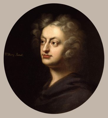 JOHN CLOSTERMAN PAINTING OF HENRY PURCELL (400)